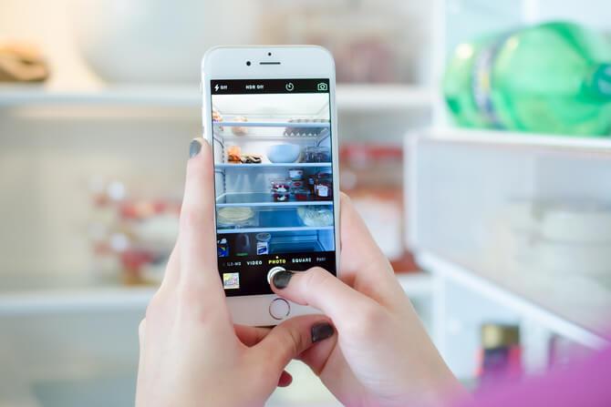 smartfon ułatwia życie
