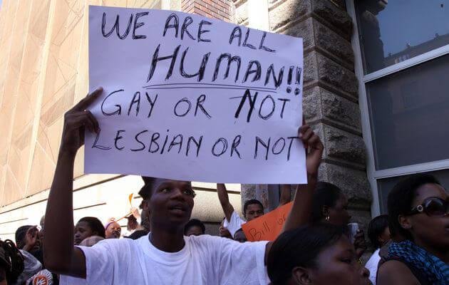 Sudan seks gejowski