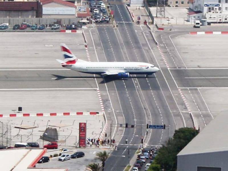 najbardziej niebezpieczne lotniska