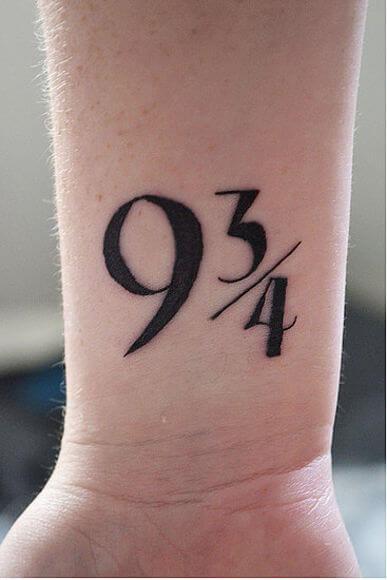 9 I 34 Pomysłu Na Tatuaże Z Harrym Potterem Blaber