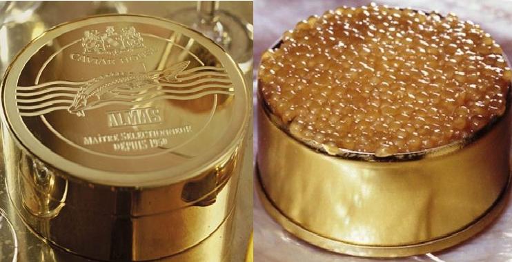 złoty-kawior