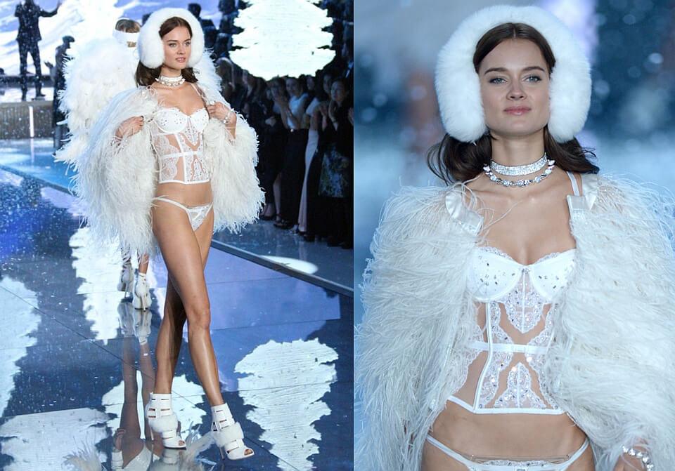 2 Polki dominują pokaz Victoria's Secret!