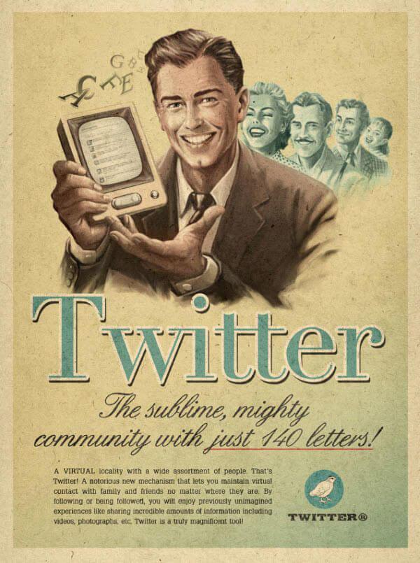 reklama współczesnej technologii