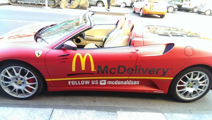 auto mcdonald