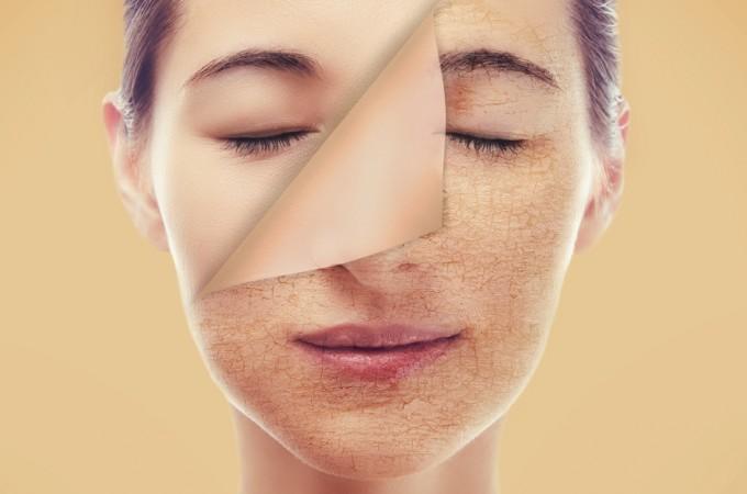 zmiany skórne