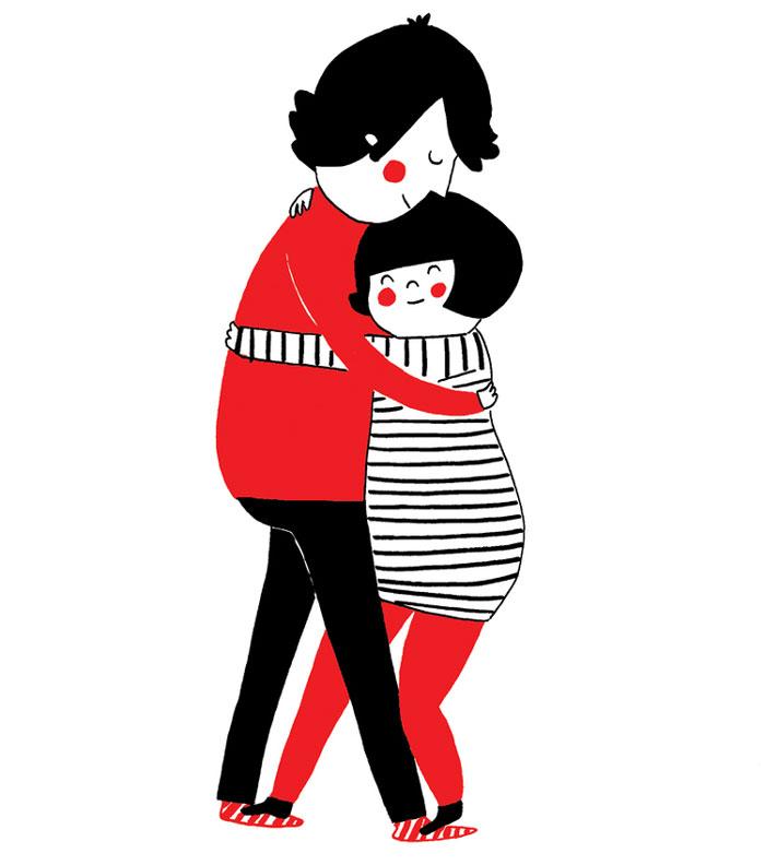 miłość w każdym zakątku życia