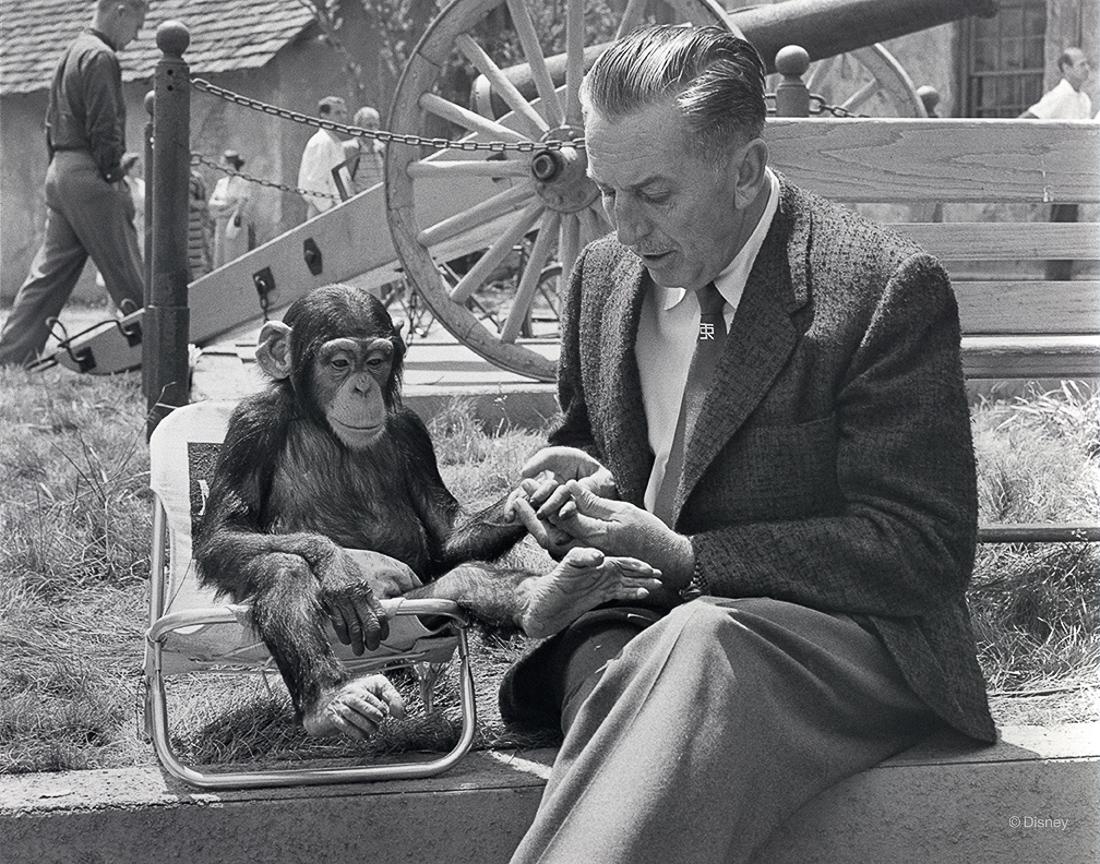 Rok 1960- Za kulisami z Panem Stubbs'em z filmu Toby Tyler.