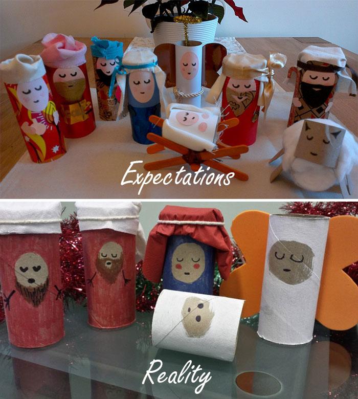 Oczekiwania-Rzeczywistość/boredpanda.com