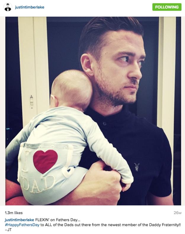 Justin Timberlake / instagram.com