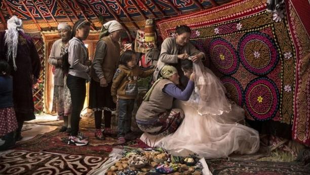 Tim Allen/Mongolia