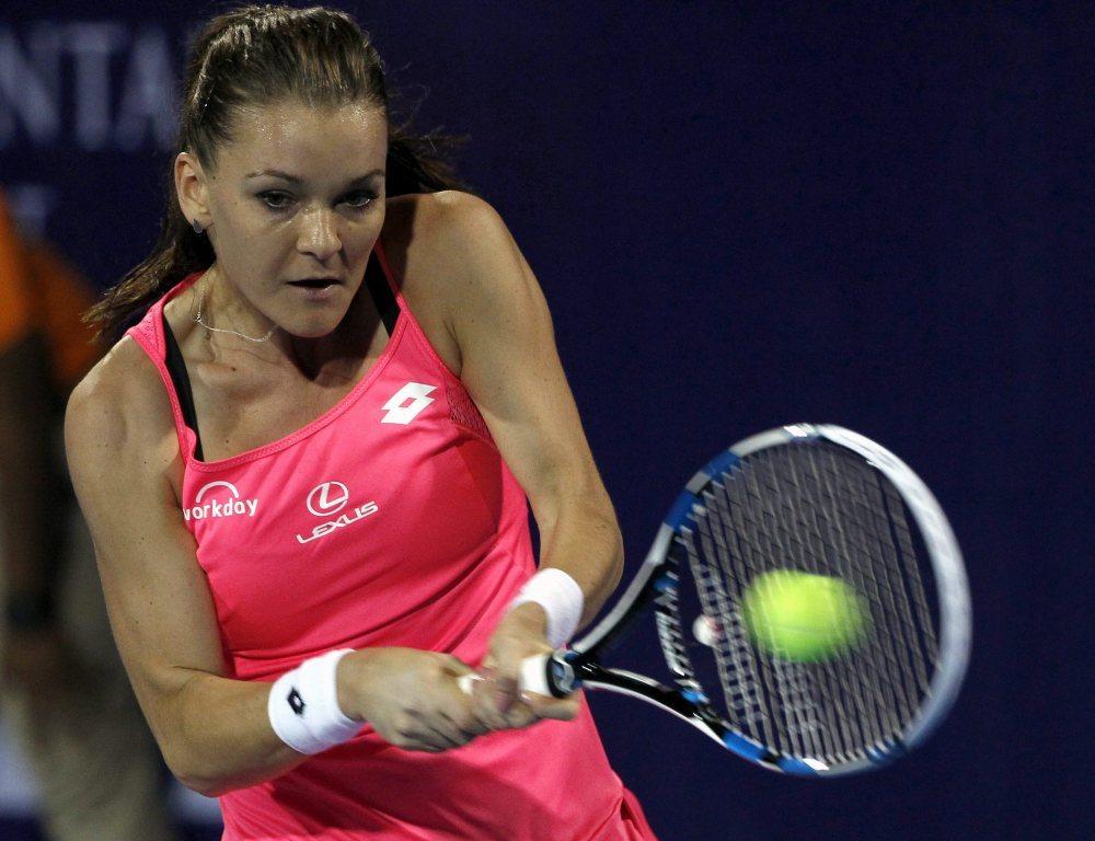 Agnieszka Radwańska awansowała do ćwierćfinału turnieju w