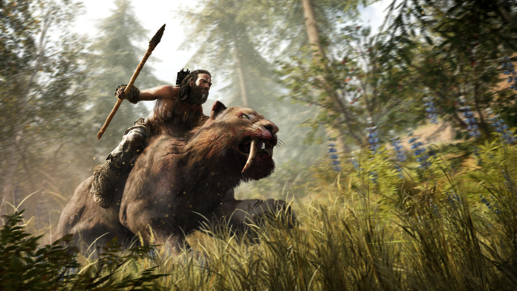 zwiastun far cry primal