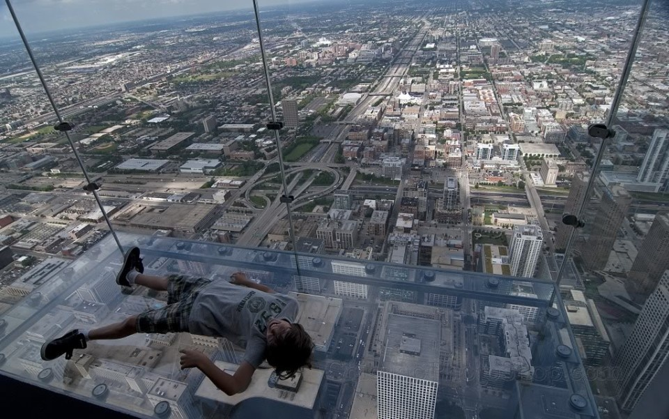 Sky Deck, Willis Tower (Sears Tower), Chicago