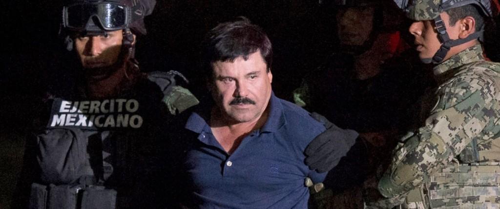 """""""El Chapo"""" złapany...ponownie"""