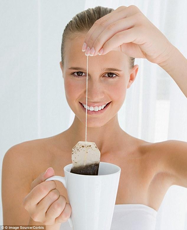 Zastosowania torebki od herbaty