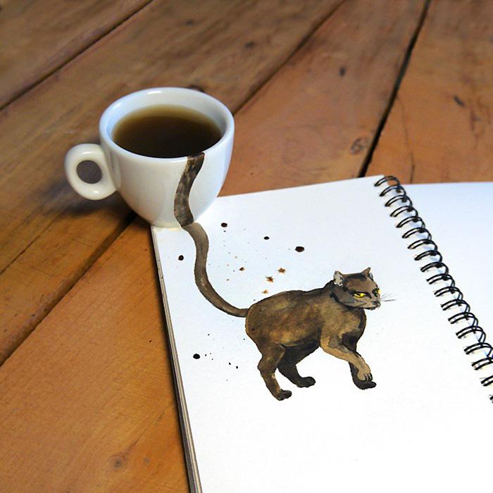 coffee-paintings-cats-elena-efremova-12