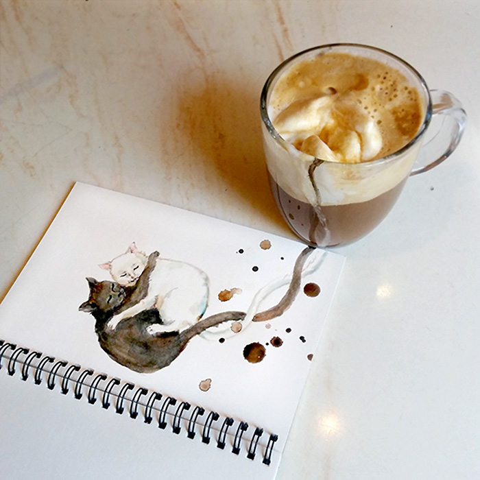 coffee-paintings-cats-elena-efremova-13