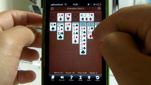 aplikacje na iphone'a