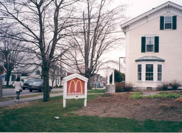 the-town-of-freeport-has-strict-building-design-codes-and-mcdonalds-wanted-to-build-a-location-in-a-residential-zone