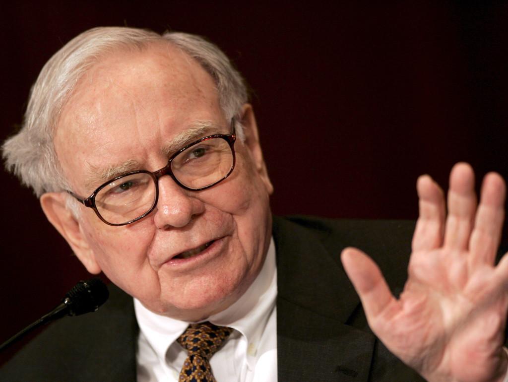 Warren Buffet inwestuje w Apple