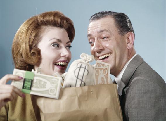 związek ze względu na pieniądze