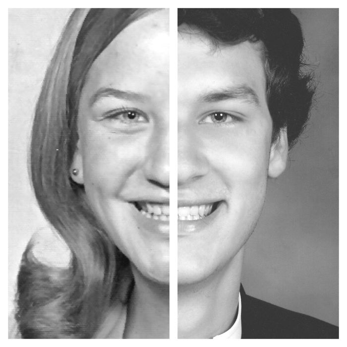#23 My Son And I In High School 40 Years Apart
