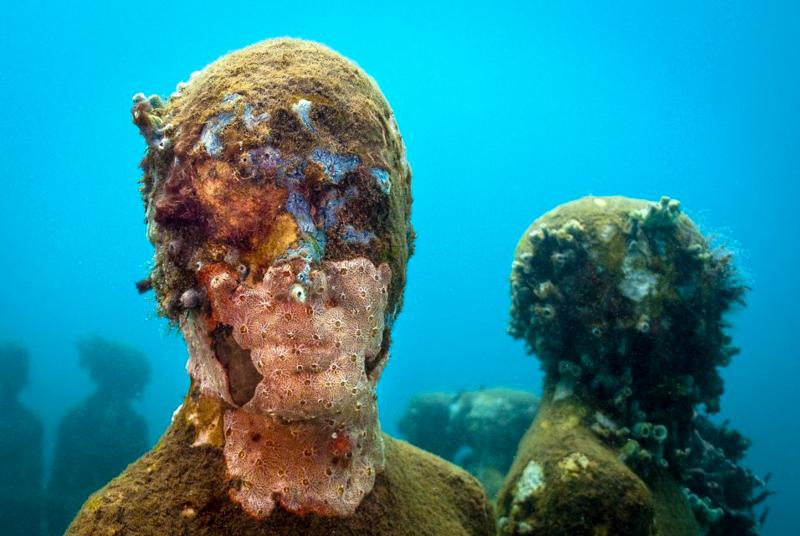 2_underwater-sculpture-museum