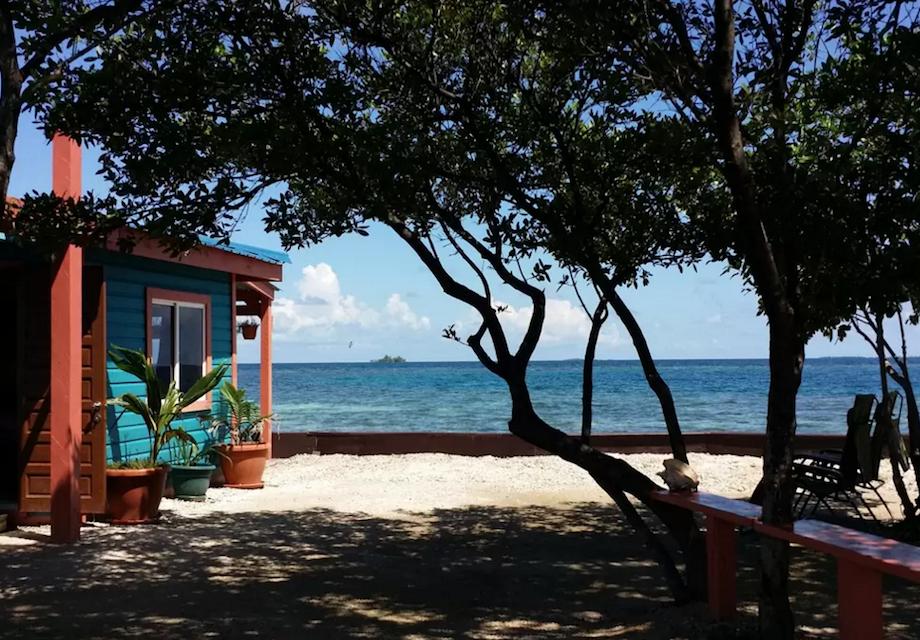 prywatna wyspa na airbnb