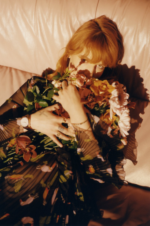 Florence Welch ambasadorką Gucci