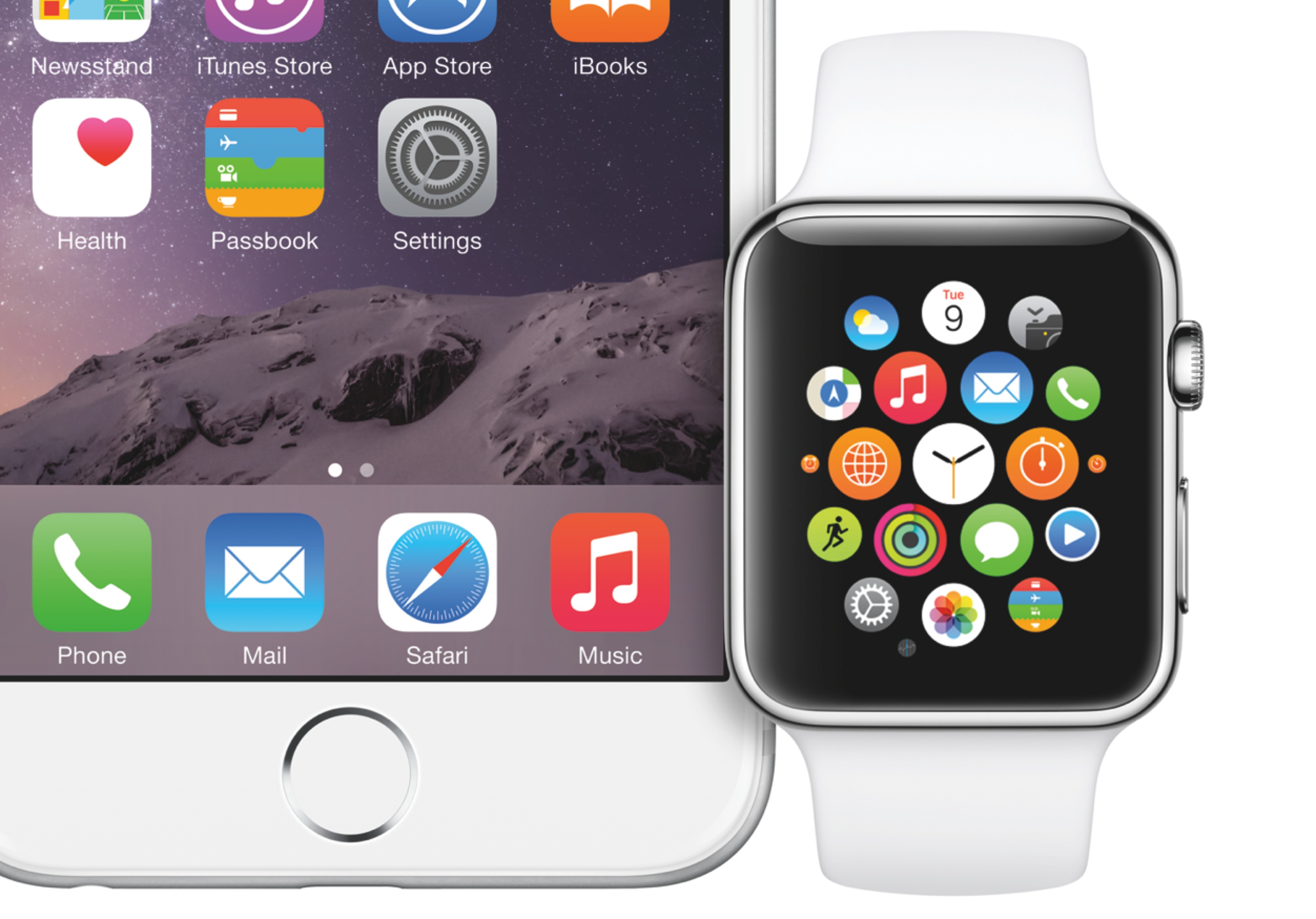 apple watch wyżej od rolexa
