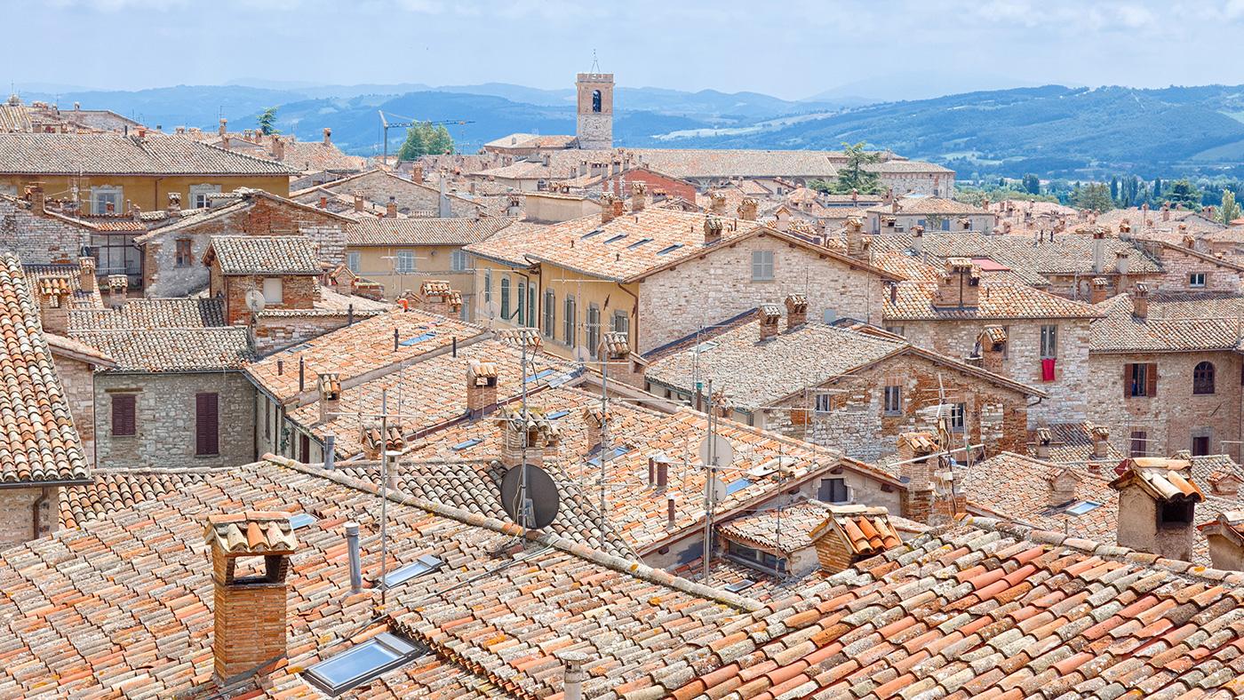 Gubbio, Umbria