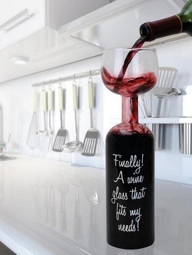 Idealny kieliszek dla wielbicieli wina