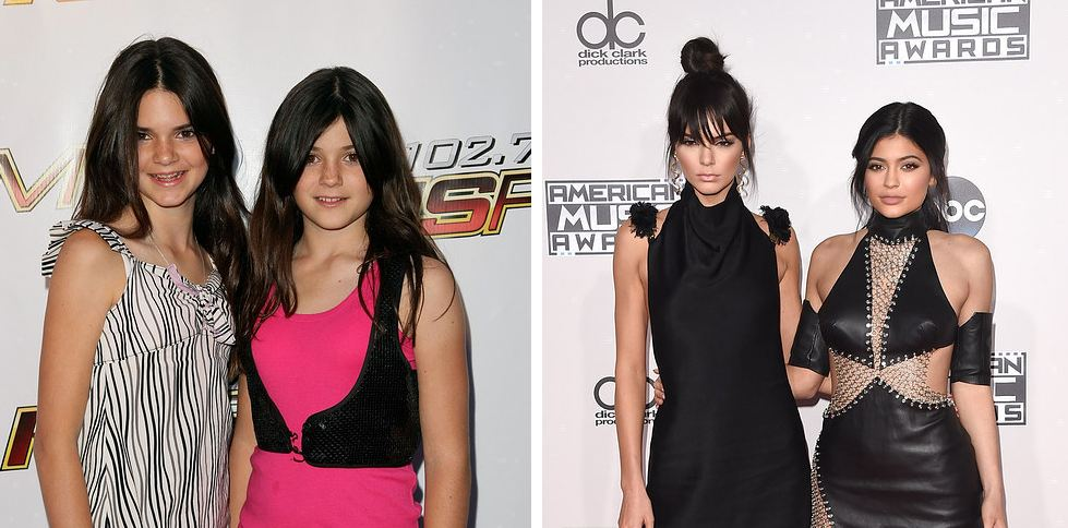 Kendall i Kylie Kardashian