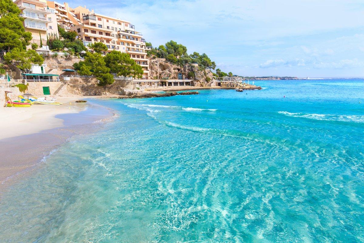 playa de ses illetes - formentera baleary hiszpania