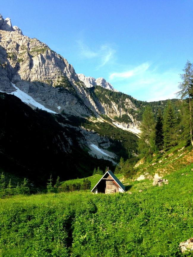 Triglav National Park, Slovenia.
