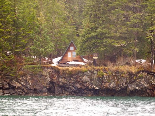 Whittier, Alaska, USA.