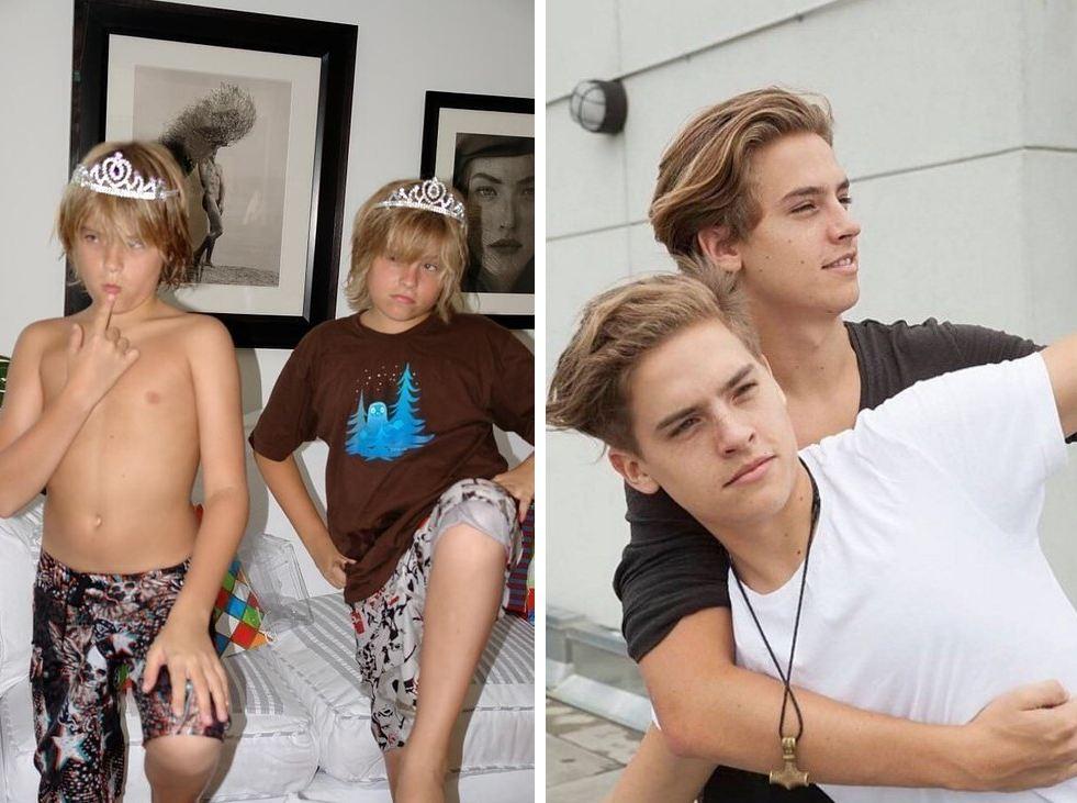 Zack i Cody Sprouse