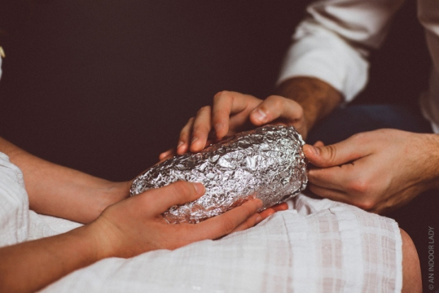 narodziny burrito