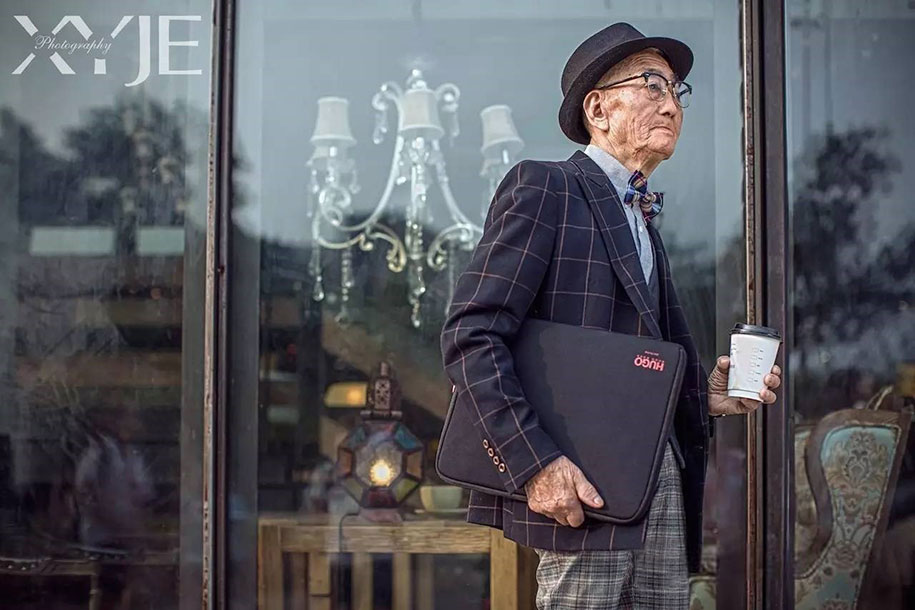grandfather-farmer-fashion-transformation-grandson-xiaoyejiexi-photography-10
