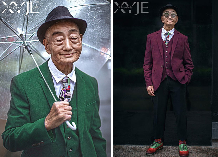 grandfather-farmer-fashion-transformation-grandson-xiaoyejiexi-photography-2