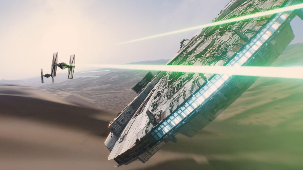 gwiezdne wojny w kosmosie