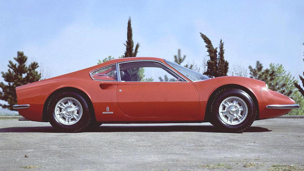 1967 FERRARI DINO 206 GT