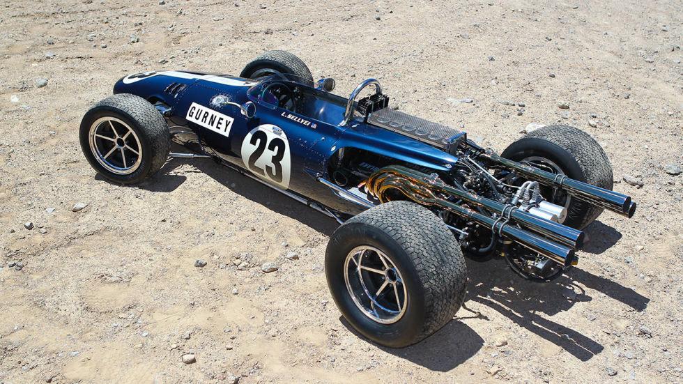 1967 GURNEY EAGLE-WESTLAKE MK1