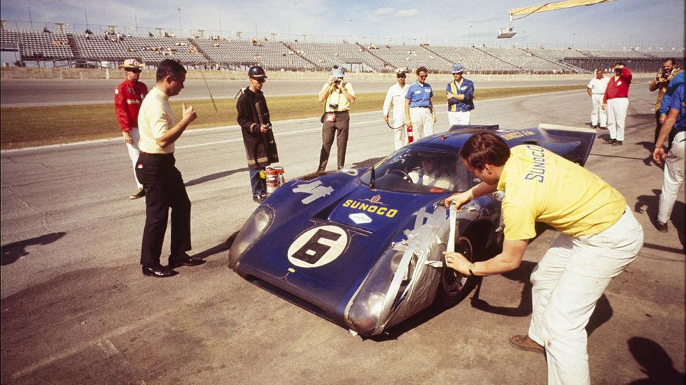 1969 LOLA T70
