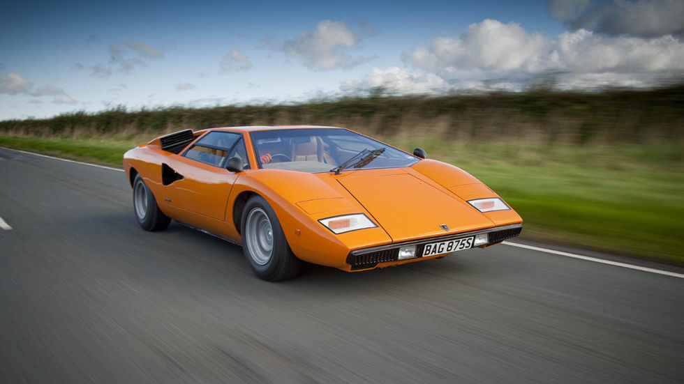 1977 LAMBORGHINI LP400