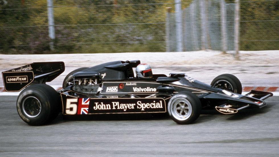 1977 LOTUS 78