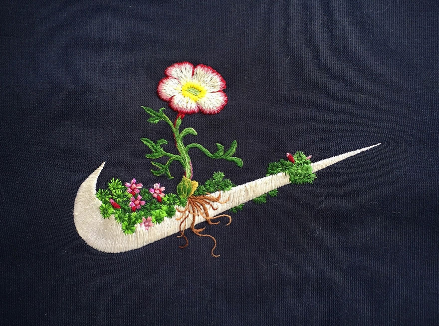 Artist-Decorates-Sports-Emblems-With-Embroidered-Flowers4__880