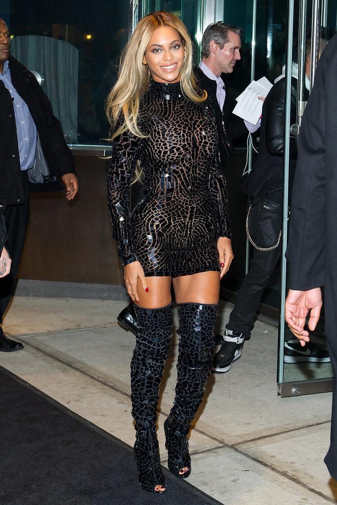 10 olśniewających kreacji Beyonce