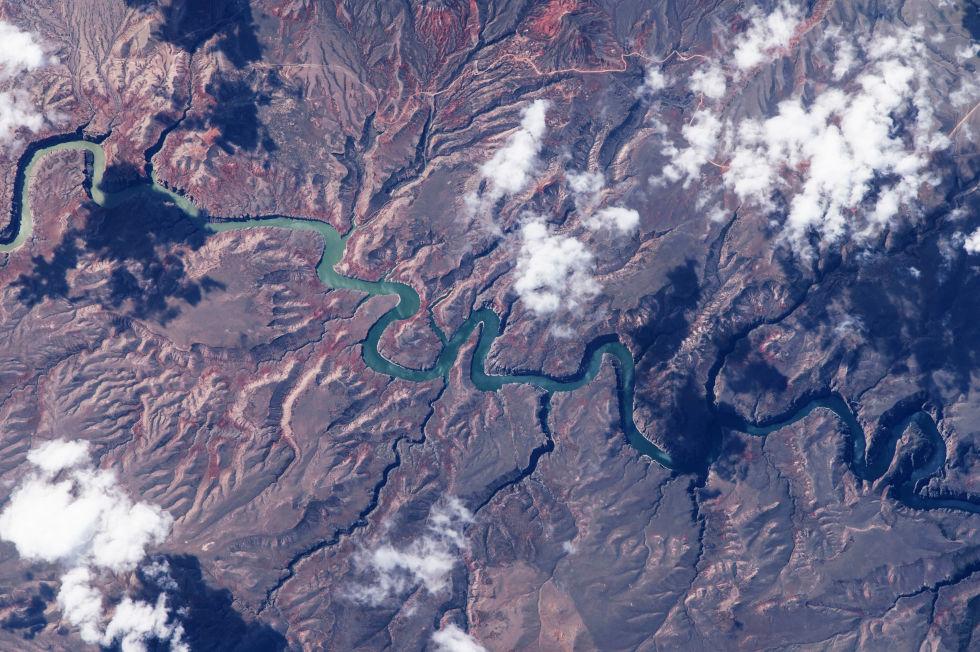 Bighorn River, Montana.