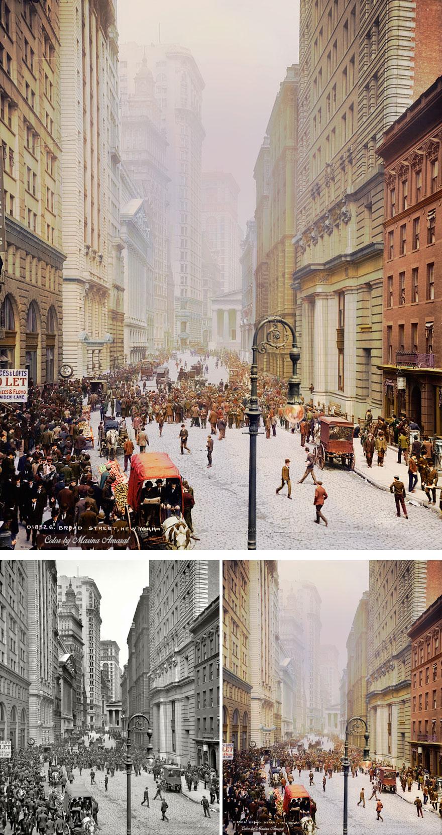Broad Street, New York
